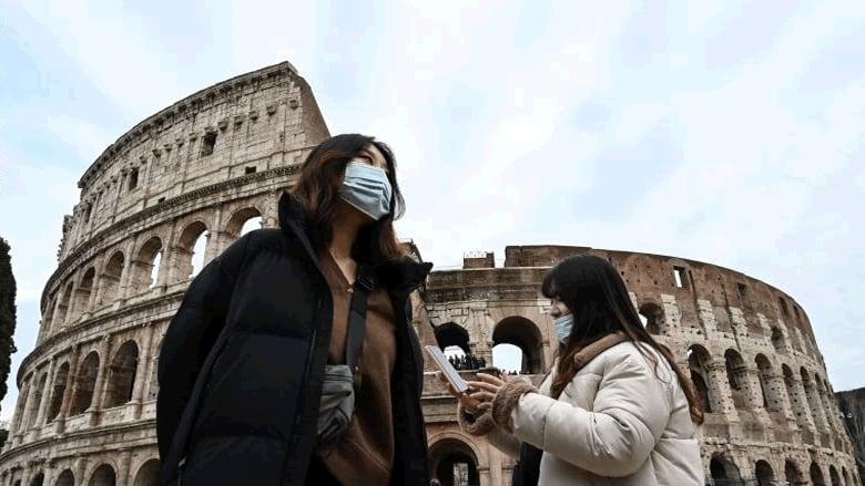 ترامب: سنرسل مساعدات طبية إلى إيطاليا بقيمة 100 مليون دولار