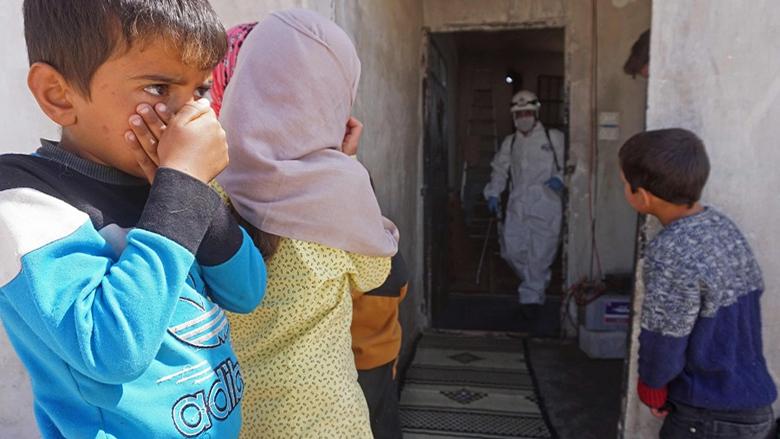 """""""الغارديان"""" تنقل مخاوف عن إخفاء إصابات """"كورونا"""" في العراق وسوريا ولبنان"""
