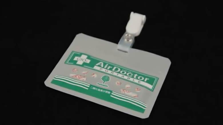 """انقسام طبي حول """"Air Doctor"""".. هل يحمي فعلاً من الفيروس؟"""