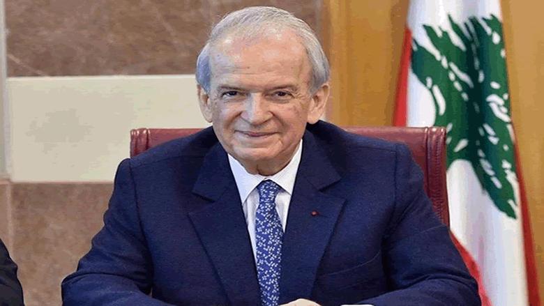 حمادة: نعم لحوار مع صندوق النقد ومع كل أصدقاء لبنان