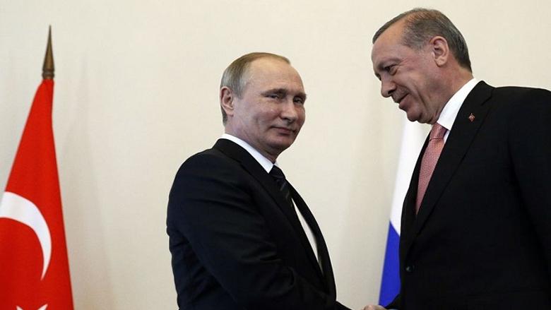 تفاصيل إتفاق أردوغان - بوتين في سوريا.. والأسد ليس أولويّة
