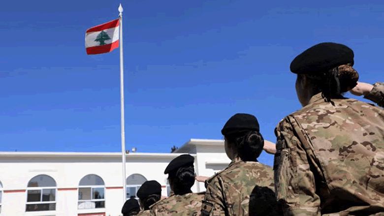 """الجيش في يوم المرأة العالمي: """"سوا منضحّي"""""""