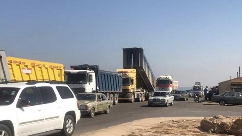 النائب جنبلاط شكر لتركيا تجاوبها في معالجة قضية سائقي الشاحنات اللبنانيين