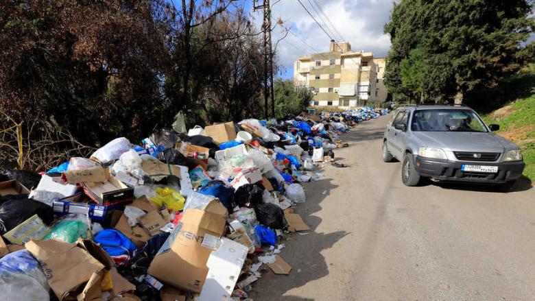 Lebanon's waste crisis worsens amid COVID-19 outbreak