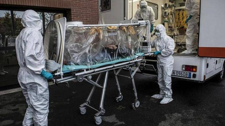 تراجع بمعدل انتشار فيروس كورونا المستجد في إيطاليا