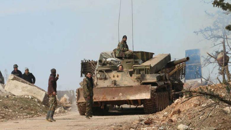 """""""المونيتور"""": وقف إطلاق النار في سوريا بين طلب روسيا ورفض إيران"""