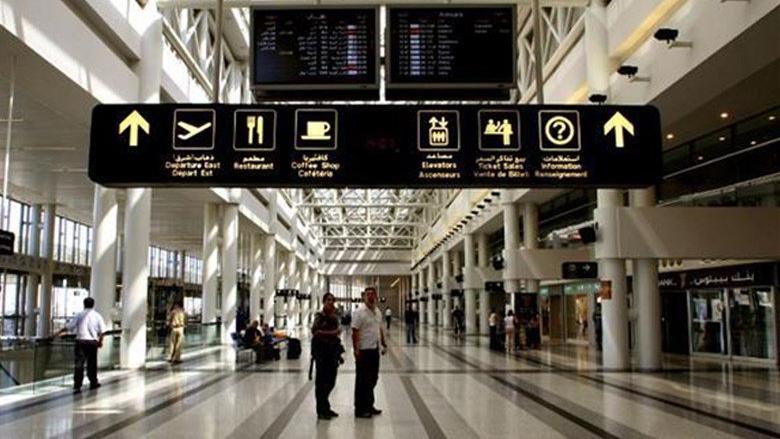 بالصور: عناصر الشرطة السياحية في استقبال اللبنانيين العائدين في المطار