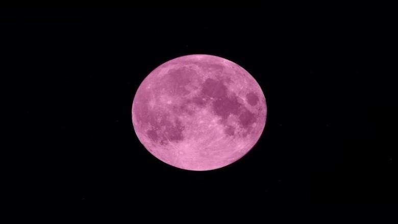 إستعدّوا للقمر الوردي