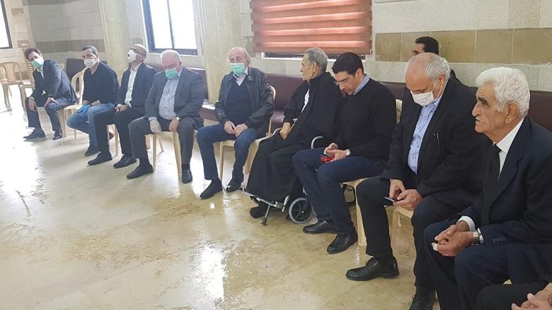 """""""التقدمي"""" وعين زحلتا يودعان عصام حامد"""