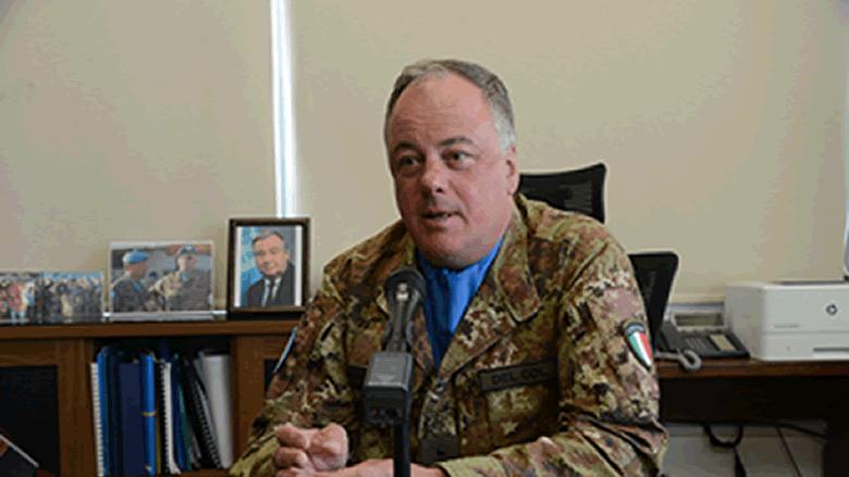 القائد العام لليونيفل للوطنية : ليس لدينا اصابات بكورونا والمرحلة تتطلب تعاون وتفاهم الجميع للتغلب على الفيروس
