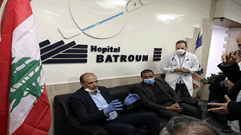 وزير الصحة :لا يزال امامنا اسبوعان لمواجهة الوباء ومحاصرته