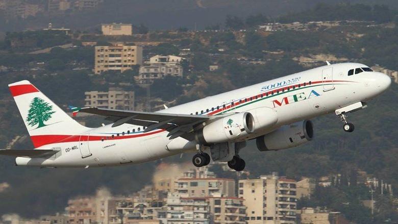 """عبدالله: لن نسمح بوضع اليد على """"طيران الشرق الأوسط"""""""