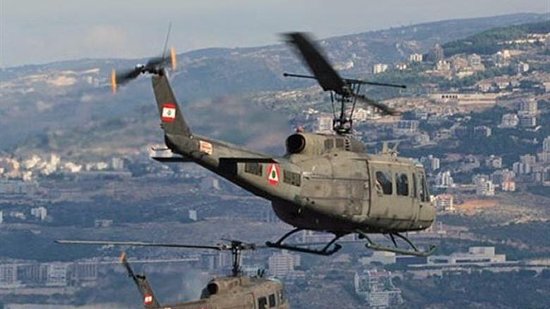 الجيش: طيران ليلي بين القواعد الجوية اعتبارا من مساء اليوم