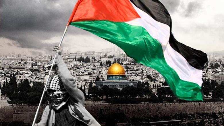 سلامٌ لفلسطين