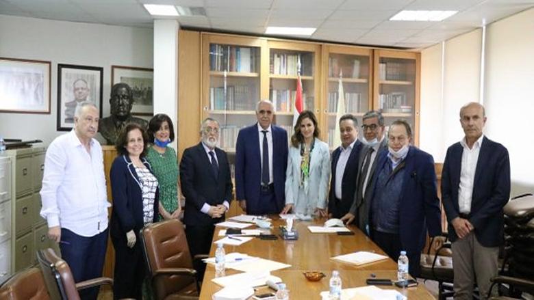 نقابة المحررين رداً على تعليقات تناولت زيارة وزيرة الاعلام: حرية الصحافة لا تكون بتحوير الحقائق