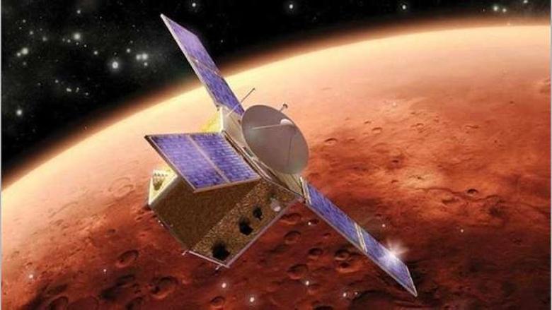 الإمارات ستطلق أول مسبار عربي لاستكشاف المريخ