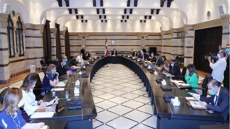 مجلس الوزراء مدد حالة التعبئة: لا توجه لإعادة فتح المطار