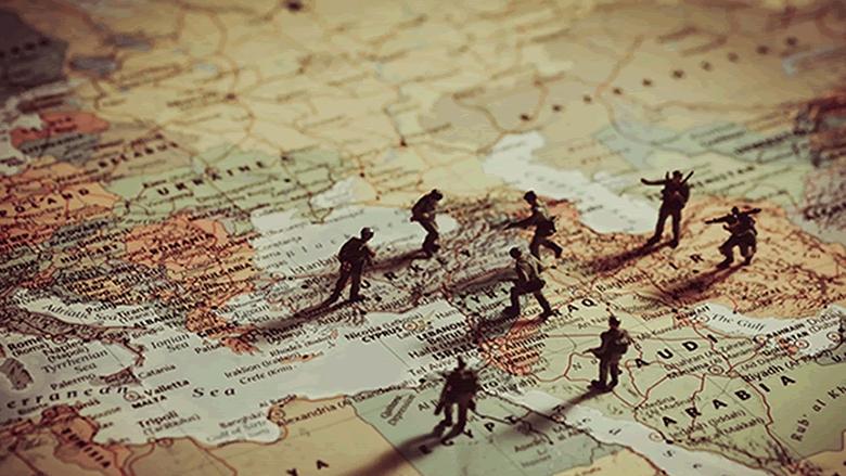 الشرق الأوسط تحت النيران الأميركية.. نار الجوع ستندلع