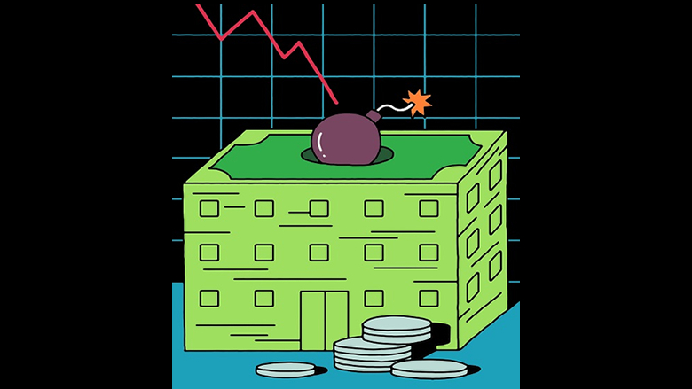 The Coronavirus Is Exposing Wall Street's Reckless Gamble on Bad Debt