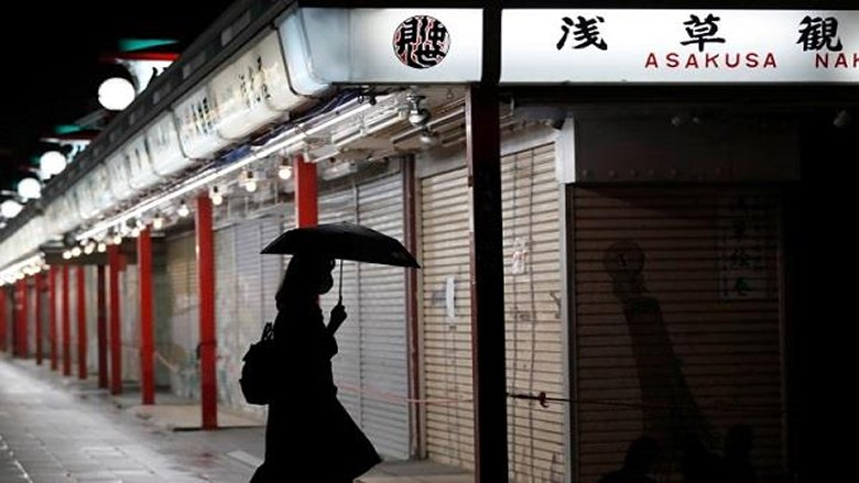 اليابان تتطلع لإنهاء حالة الطوارئ في طوكيو