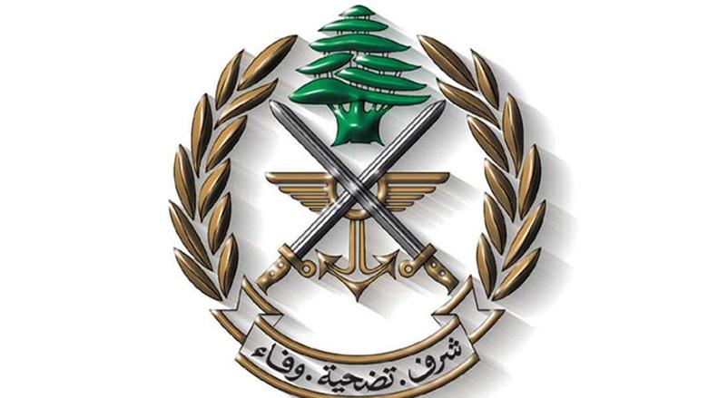 إزالة أنابيب تستخدم لتهريب مادة المازوت عند الحدود اللبنانية السورية