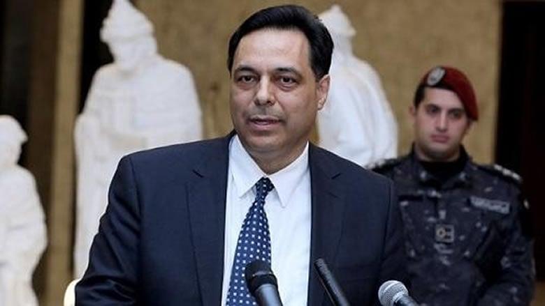 دياب: مجلس الوزراء يؤكد تقيده بالبيان الوزاري لناحية خطة الكهرباء