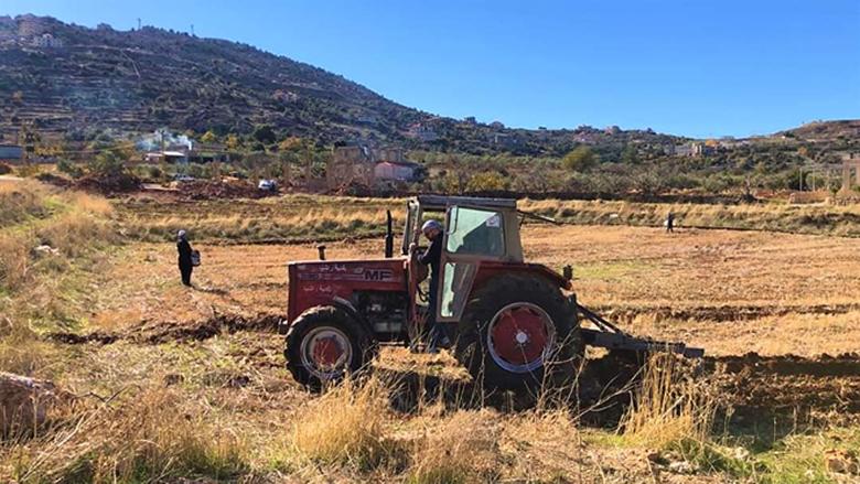 خطة زراعية في راشيا لتشجيع العودة الى الارض ومواجهة الازمة المعيشية