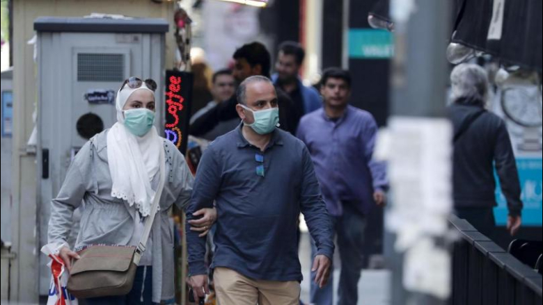 """19 إصابة جديدة بفيروس """"كورونا"""" في لبنان"""