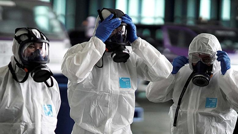 أكثر من 6 ملايين إصابة بفيروس كورونا في العالم
