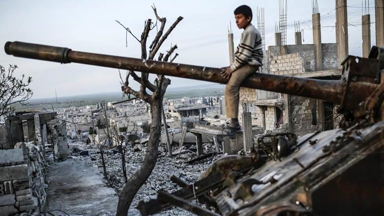 خسائر بشرية وإقتصادية كارثية للحرب السورية!