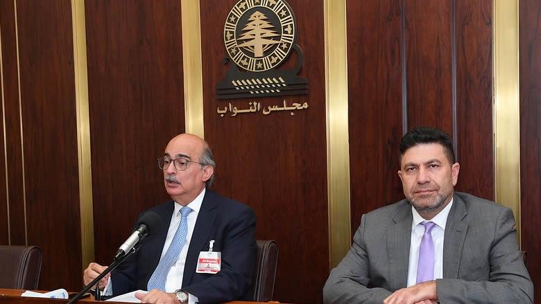 لجنة الاشغال العامة إجتمعت برئاسة نجم وحضور الوزير غجر