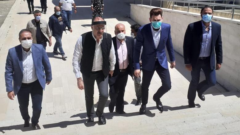 إجتماع لخلية الأزمة في الإقليم بحضور النائب تيمور جنبلاط