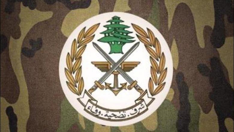 الجيش: تحرير رهائن في بلدة بريتال وتوقيف أحد الخاطفين ومقتل آخر