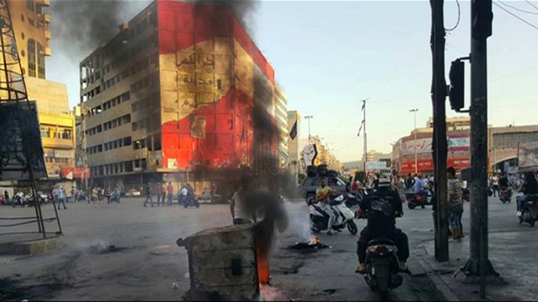 عنف الثورة يطبع ليالي طرابلس ومواجهات حامية مع الجيش