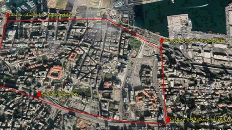 بالصور: قرارٌ جديد يتعلّق بتوقيت سير الدراجات النارية في وسط بيروت