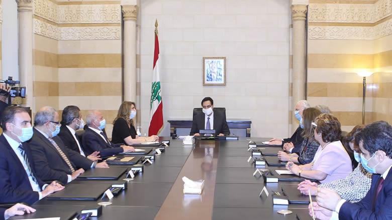 دياب لمجلس القضاء الاعلى: مارسوا دوركم الكامل دون مسايرة لأحد