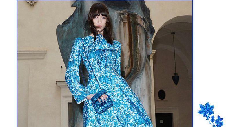 مجموعة أزياء مستوحاة من موضة السبعينيات