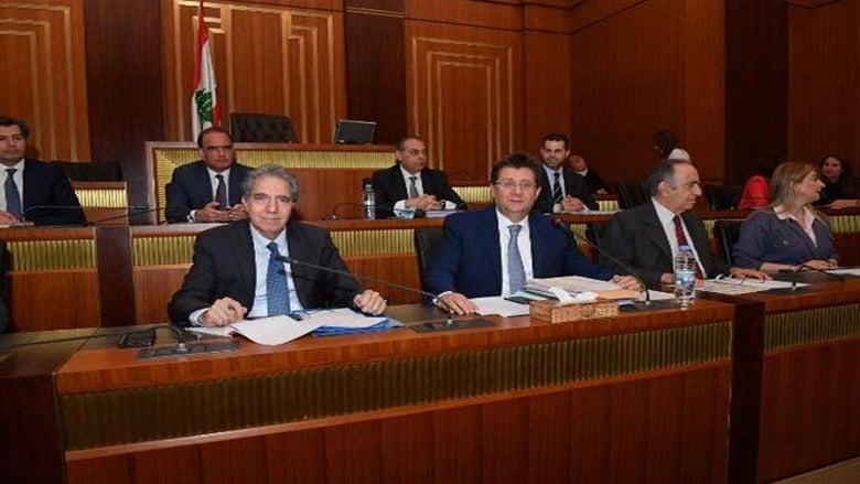 كنعان: على الحكومة الأخذ بما قمنا به لمصلحة لبنان والمفاوضات والمودعين