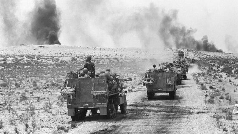 الطريق إلى الخامس من حزيران 1967