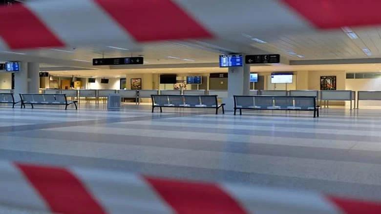 تعميم لوزارة الأشغال عن تاريخ فتح المطار