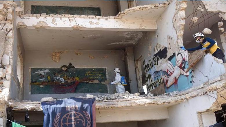 فظائع الأسد دمرت سوريا... وليس العقوبات