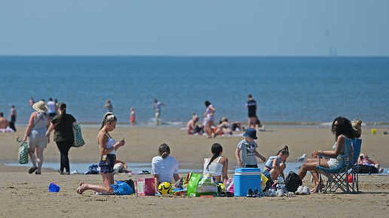 ايار أكثر الشهور شمسا وجفافا في تاريخ إنكلترا