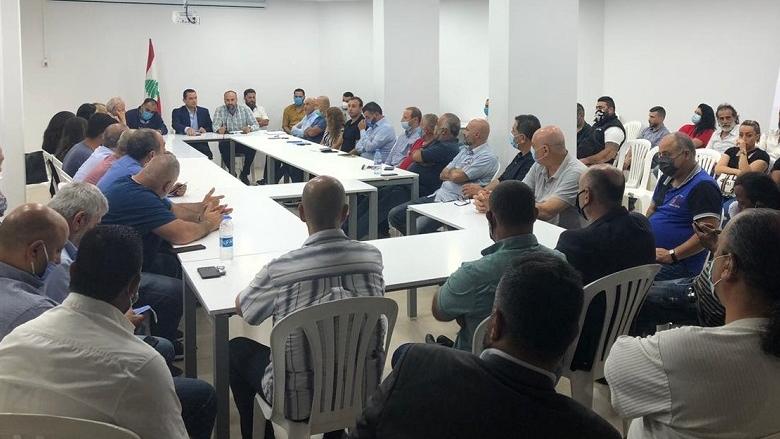 الصايغ خلال اجتماع تنظيمي في بيروت: من دون إصلاح جدّي سيكون الأسوأ بانتظارنا