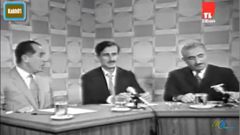 """جنبلاط ينشر مقابلة تاريخية مع ثلاثة من """"قامات ورجال الدولة"""": آمنوا بحرية الرأي بعيداً عن التحجر الحزبي والصنمية"""