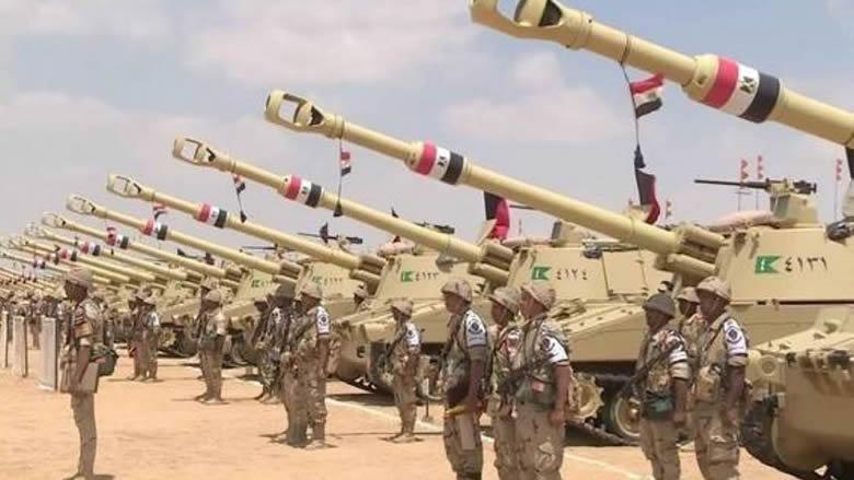 بعد تحذيرات السيسي.. ما هي قدرات الجيش المصري؟
