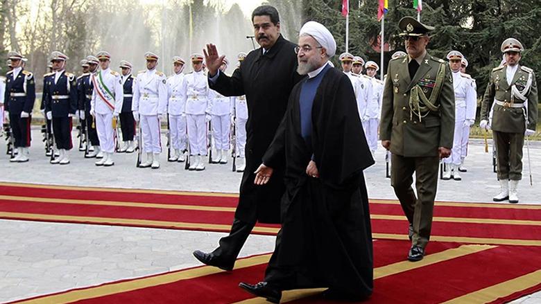 تلازم الانهيارين السوري واللبناني وتسابق الانهيار في فنزويلا وإيران