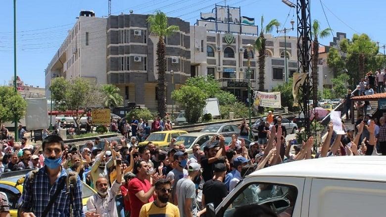 التكامل الوطني في الجنوب السوري