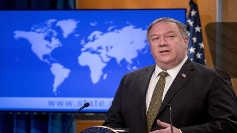 بومبيو: مستعدون للتواصل مع حكومة لبنانية تنخرط بإصلاح حقيقي