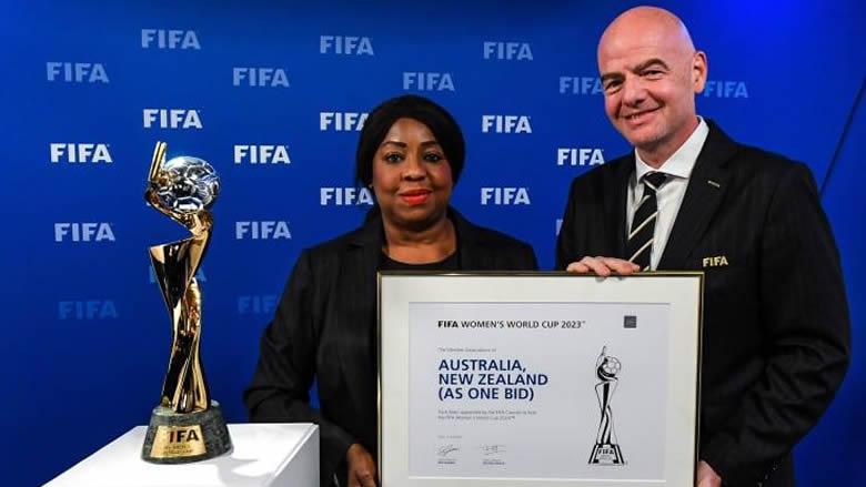 مليون دولار من الفيفا دعماً لكرة القدم اللبنانية و500 ألف مخصصة للكرة النسائية