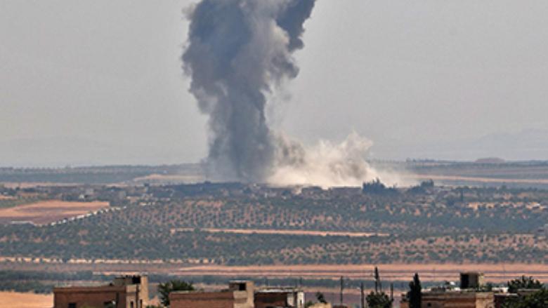 اشتباكات في جنوب ادلب.. وخرق للإتفاق الروسي-التركي